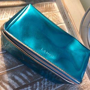 Lamer ... cosmetic bag